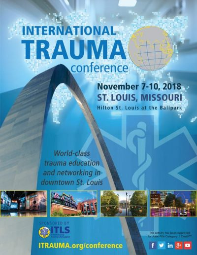 International Trauma Life Support St Louis USA